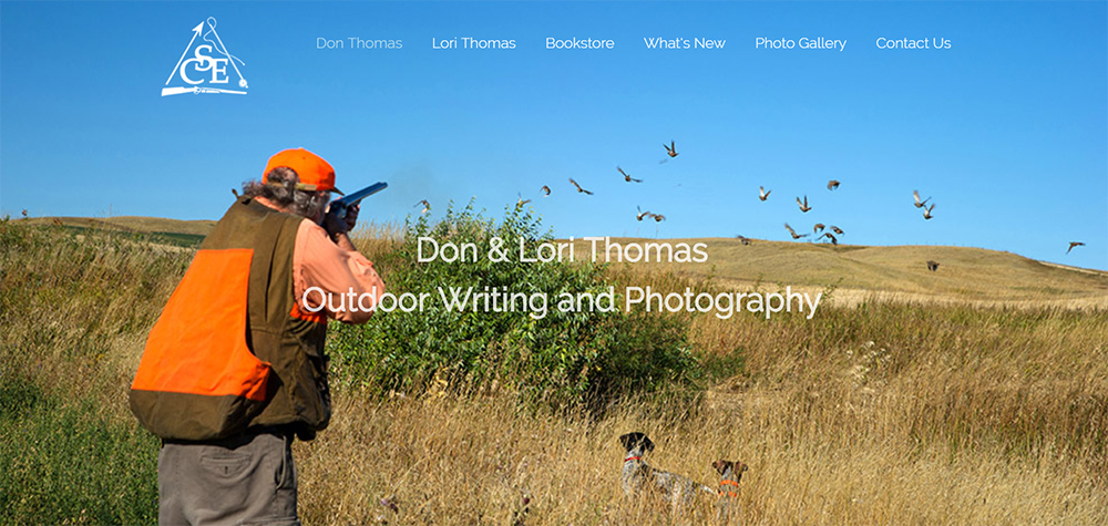 Don & Lori Thomas books and photography